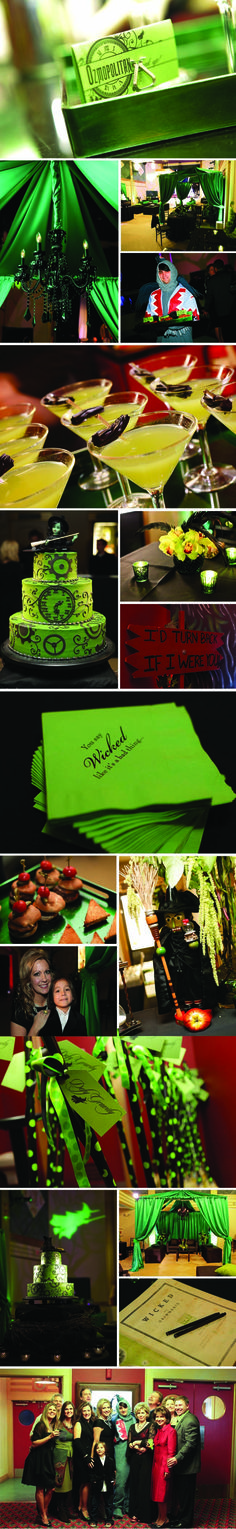 Wicked Themed Party!
