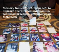 Adventures at home with Mum: Family Memory Match