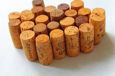 Craft Corks  Orange Wine Corks
