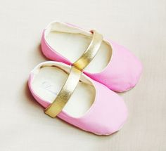 Silk Ombre  Baby Shoes by Demetriougirls on Etsy, $69.00