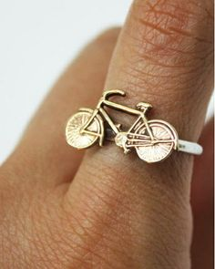 I Want to Ride My Bicycle Ring