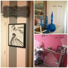 Use ScotchBlue to create fun walls in your home.  Read Christina's review to see what else you can do