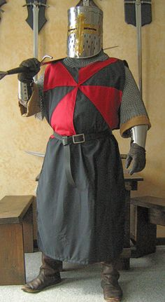 This design looks spiffy. Medieval Knight Heraldry SCA Surcoat Tunic Tabard.