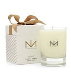 Amazon.com: Niven Morgan Gold Candle: Home & Kitchen
