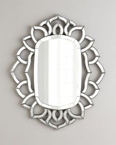 NM EXCLUSIVE Ornate Framed Mirror