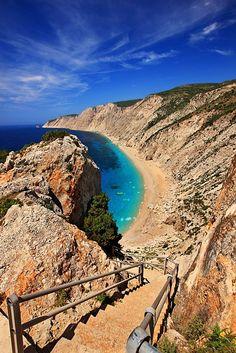 kefalonia island,Platia ammos beach-Greece