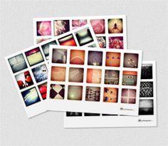 Prinstagram - print at home!