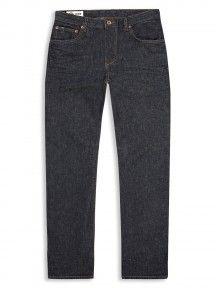 The Turnmill Dry Rub Slim Leg Jeans