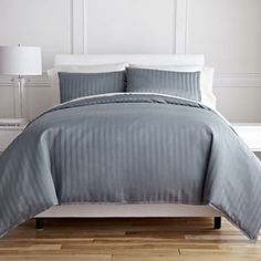Royal Velvet® Damask Stripe Duvet Cover Set & More - jcpenney