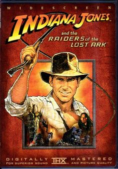 Indiana Jones-One of my very favorite movies of all time!