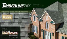 GAF Timberline Lifetime High Definition Shingles