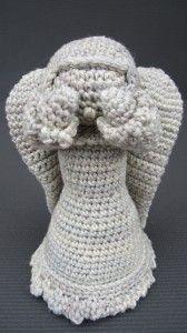 Amigurumi Weeping Angel Pattern : Knit and Crochet on Pinterest