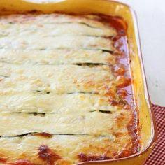 zuchini lasagna