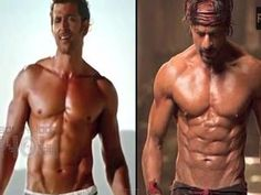'We don't go into a frenzy when cameras capture SRK's and Hrithik's 6-pack abs'