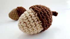 Acorn Catnip Cat Toy Organic Catnip by BrumbysYarns