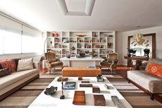 Escritório na sala #assimeugosto #decor #interiores #decoração #homedecor  #lifestyle #inspiração #arquiteturadeinteriores #decorblog #decoration