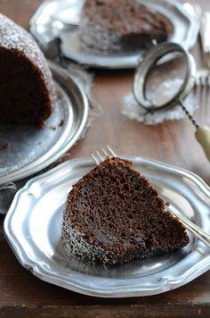 Cinnamon + Orange-Spiced Chocolate Zucchini Cake Recipe