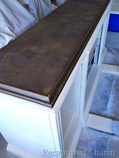 gel stain - walnut #gelstain #touchupsolutions http://touchupsolutions.com/gel-stain  http://gel-stain.com