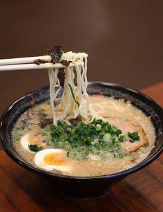 Authentic Ramen #noodles #soup #Asian