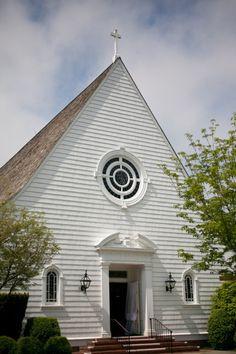 old New England wedding