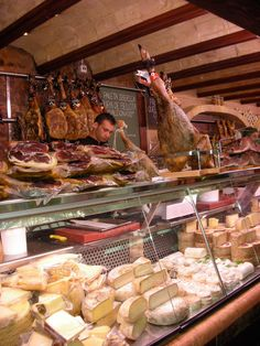 Culinary tour through Basque country in northern Spain.
