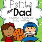 This FREE 20 page packet has all the activities and crafts you need to celebrate DAD!  (and other important male figures!)  This packet includes te...