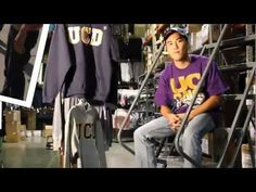 UC Davis Stores employee Tam tells his story about how he helps others out through volunteering. This is his story from National Student Day 2011.