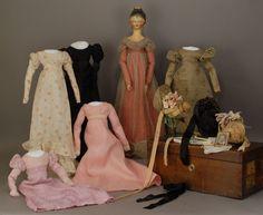 Doll & Clothing