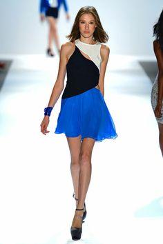 Charlotte Ronson Spring 2013 #JustFab & #FashionWeek