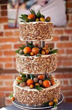 'Top Chef' Winner Stephanie Izard's Wedding Cake