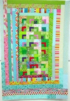 QAYG #1 by Melody Johnson Quilts, via Flickr