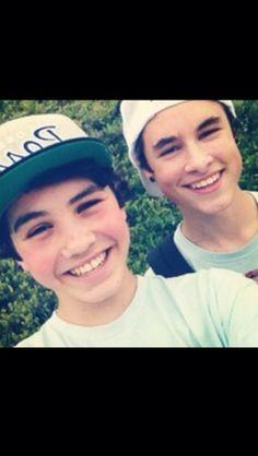 Sam and kian
