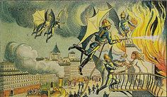 The year 2000 as envisioned in the year 1910