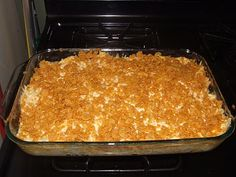 Keeping it simple: funeral potatoes side dish
