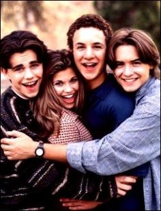 Boy Meets World!!