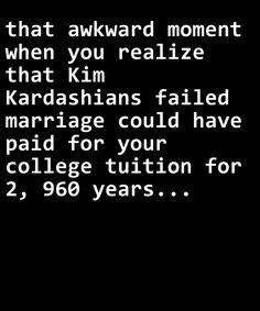 Ouch.  *sigh*