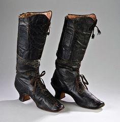 ride boot, saddl habit, riding boots, shoe, antiqu, side saddl