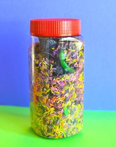 Creepy Crawlers in a Bottle