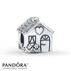 Pandora Charm Home Sweet Home Sterling Silver