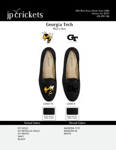 Georgia Tech Loafers!