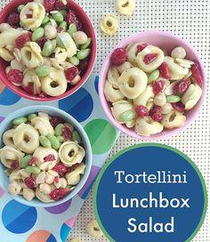 Tortellini Lunchbox Salad