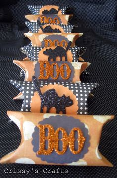 TP Roll Party Favors - Halloween