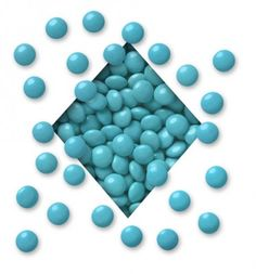 Pastel Tiffany Blue Milkies