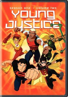 Young Justice Season One, Volume 2