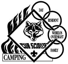 Boy Scouts Activity SCAL SVG