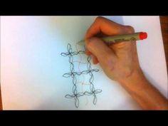Twirl pattern - double - www.alittlelime.blogspot.com