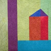 The Home Sweet Home Quilt by Frieda Anderson