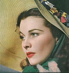 Vivien Leigh. So tremendously perfect.