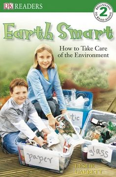 Learn Earth Smarts and share books with children around the world: WeGiveBooks.org