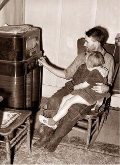 U.S. Life before television, Radio 1940